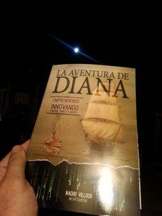 La Aventura de Diana a la luz de la luna . Super Full Moon de verano!