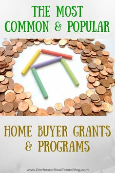 The Most Common & Popular Home Buyer Grants & Programs - http://www.rochesterrealestateblog.com/should-i-accept-a-purchase-offer-with-home-buyer-grants/ via @KyleHiscockRE #realestate #homebuying #grants