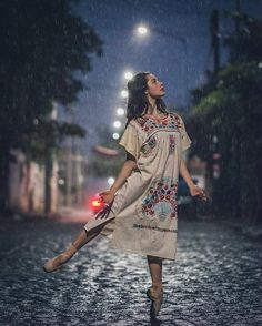 'Life isn't about waiting for the storm to pass...It's about learning to dance in the rain.'