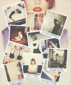 Let's Decode The Secret Messages In Taylor Swift's Liner Notes For Her New Album…