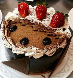 Torta Tentação. #confeitariapolos (em Polos Pães e Doces)