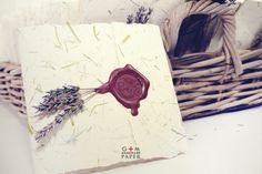 INVITATIONS GALLERY – G+M Handmade Paper