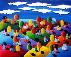 Renie Britenbucher has been painting for over 30 years in many different areas. She prefers humor, light-heartedness and whimsy. She is internationally collected and an award winning, full time painter and self-represented artist who resides in NE Ohio.