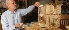 Dream house: Gingerbread experts share the secrets of the trade