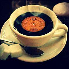 coffee is music