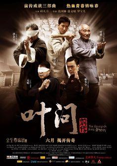 Sammo Hung, Dennis To, Ip Chun, Yuen Biao and Louis Fan Siu-wong  - The Legend is Born - Ip Man