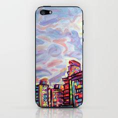 DeConstruction iPhone & iPod Skin by Morgan Ralston - $15.00