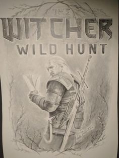 An epic sketch my sister made of my favorite video game character http://ift.tt/2j8dEP7