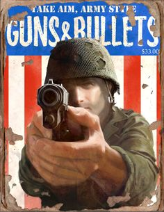 Guns And Bullets #7 Book - Fallout 4 by PlanK-69