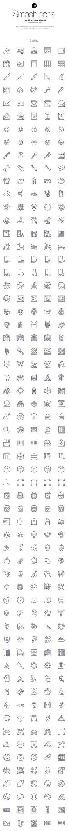Fabulous 100 icônes « business » à télécharger gratuitement | Icônes  YM34