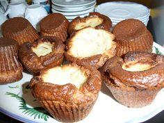 Muffins au fromage à bas IG de Barbara (PL)