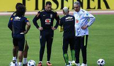 Ecuador, primer reto de Tite con Brasil.