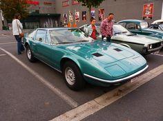Maserati Indy America