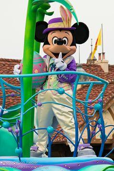 Tokyo May 2014 - Hippity-Hoppity Springtime - Mickey Mouse