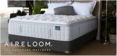 Aireloom mattress – Handmade luxus maddres, giving you the best sleep quality