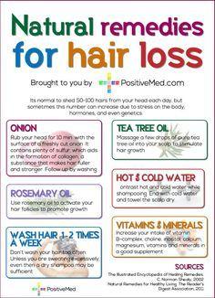 Natural Hair Loss Treatment, Natural Hair Growth, Natural Hair Styles, Hair Treatments, Excessive Hair Loss, Hair Loss Women, Hair Loss Remedies, Prevent Hair Loss, Hair Regrowth