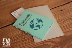 Idea: Pasaporte