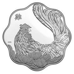 Rok kohouta - jedinečné vyobrazení čínského zvěrokruhu