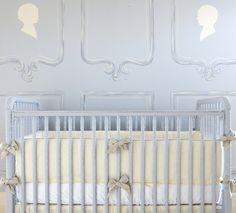 Our Nursery Style book: So many sweet ideas. #serenaandlily