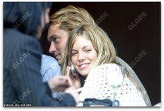 Sienna Miller & Jude Law