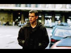 The Bourne Identity (2002) Movie -  Franka Potente, Matt Damon, Chris Co...