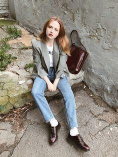 Kristina Magdalina - Chicuu Jeans - Mom jeans