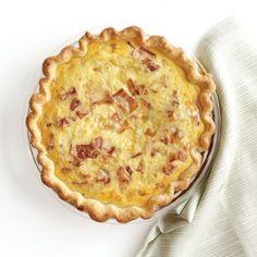 Bacon-Cheese Quiche