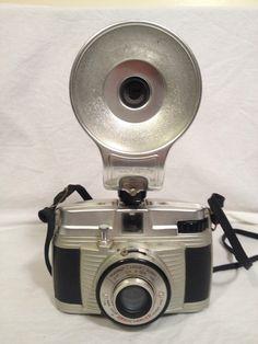 Vintage 35mm Ansco Lancer Camera Sconarlens Westgermany   eBay