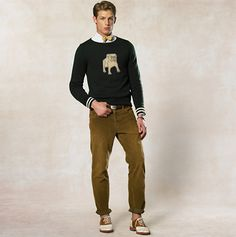 Men\u0026#39;s Style - Page 18 from Rugby Ralph Lauren