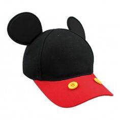 Gorra de Mickey Mouse. En www.tinoytina.com