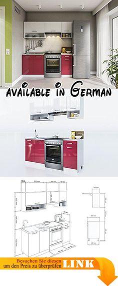 B005N811WA  Flex-Well 00007154 Spülenunterschrank Abaco Perlmutt - unterschrank küche 60 cm