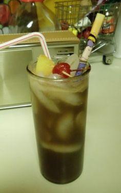 Drinking Seasonally: Sour Cherry Caipirinha | Recipe