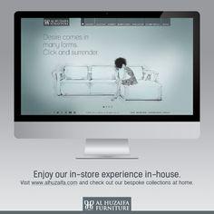 Visit our website www.alhuzaifa.com and checkout our bespoke collections #alhuzaifa #website #AbuDhabi #MyDubai