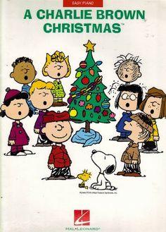 sheet music a charlie brown christmas christmas time is here christmas carol christmas movies - Charlie Brown Christmas Movie