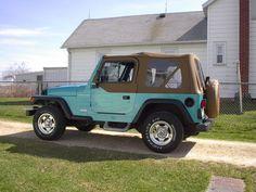 Good -1997 jeep wrangler