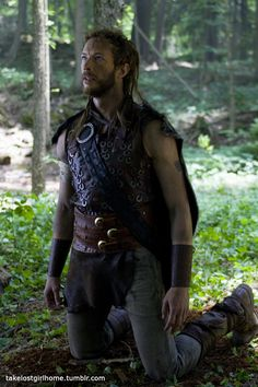Kris Holden-Ried as Dyson (Lost Girl)