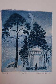 Finland, Printmaking, Painting, Art, Art Background, Painting Art, Kunst, Printing, Paintings