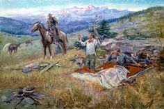01aea6caaaf American Chronicles  The Art of Norman Rockwell. Charles Marion  RussellNative American ArtAmerican ArtistsWestern ArtistsOil ...