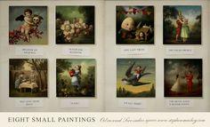 Smallpaintings by Stephen Mackey