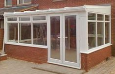 Conservatory Dining Room, Lean To Conservatory, Conservatory Extension, Cottage Extension, Conservatory Ideas, Garden Room Extensions, House Extensions, Bedroom Built In Wardrobe, Rear Extension