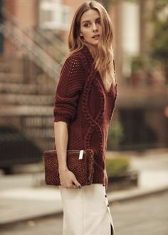 The Olivia Palermo Lookbook : Olivia Palermo For Banana Republic                                                                                                                                                     More