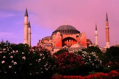 Saint Sophia Church, Istanbul Turkey