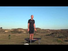▶ JustBounce 20 Minutes Indoors Training from Remy Draaijer - YouTube