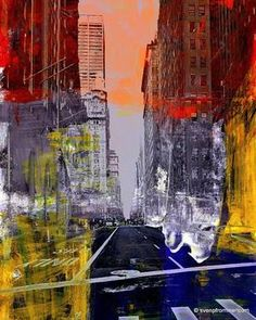 "Saatchi Art Artist Sven Pfrommer; Photography, ""NEW YORK COLOR XVI"" #art"
