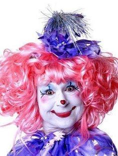 pretty clowns