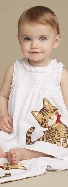 Moda de bebés.