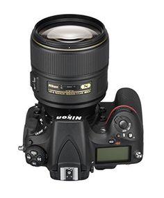 Nikon AF-S FX NIKKOR 105mm f/1.4 ED Lens with Auto Focus for Nikon DSLR Cameras – Digital Camera Store