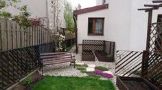 Wiosna w małym ogródeczku