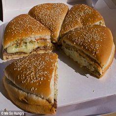 Pizzaburguer de Burger King
