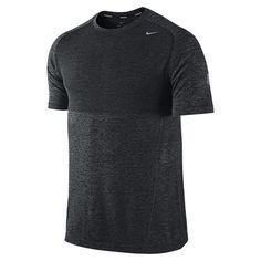Nike Dri-Fit Knit Short-Sleeve Running Shirt